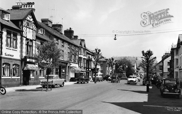 Photo of Bala, High Street 1959