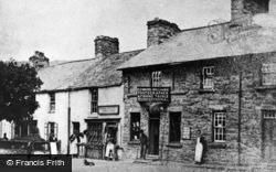 Bala, High Street c.1890