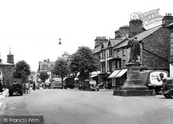 Bala, High Street c.1955