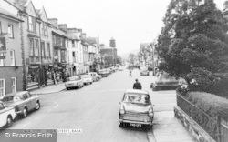 Bala, High Street c.1965