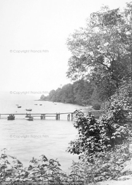 Photo of Bala, Lake 1908
