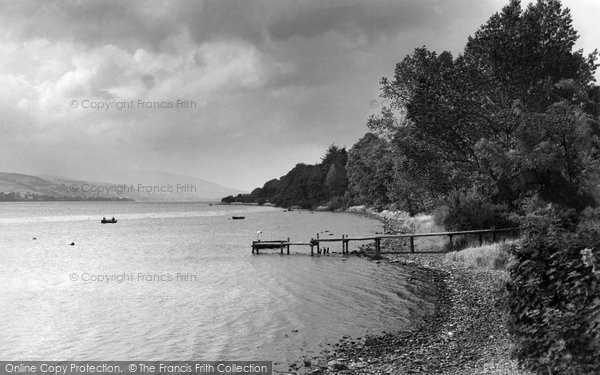 Photo of Bala, Lake c.1961