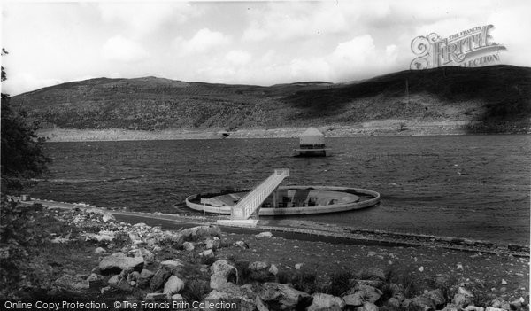 Photo of Bala, Lake Celyn 1966
