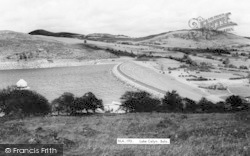 Bala, Lake Celyn c.1965