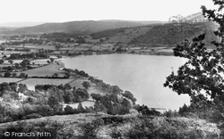 Bala, Lake From The Golf Links 1931