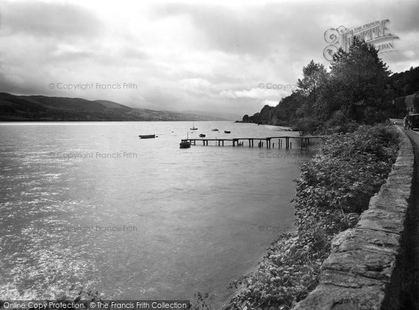 Photo of Bala, Lake, Landing Stage 1931