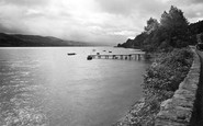 Bala, Lake, Landing Stage 1931