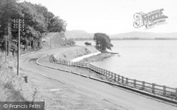 Bala, Lake Looking East 1954