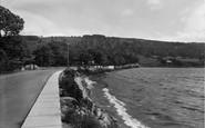Bala, Lake Promenade 1935