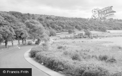 Bala, Lakeside Road 1961