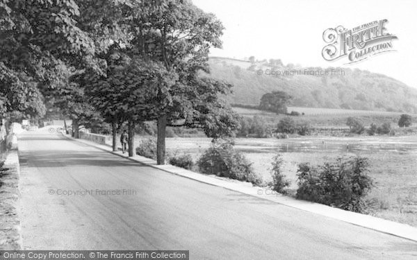 Photo of Bala, Lakeside Road c.1960