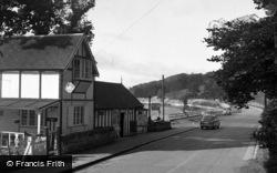 Bala, Loch Cafe 1954