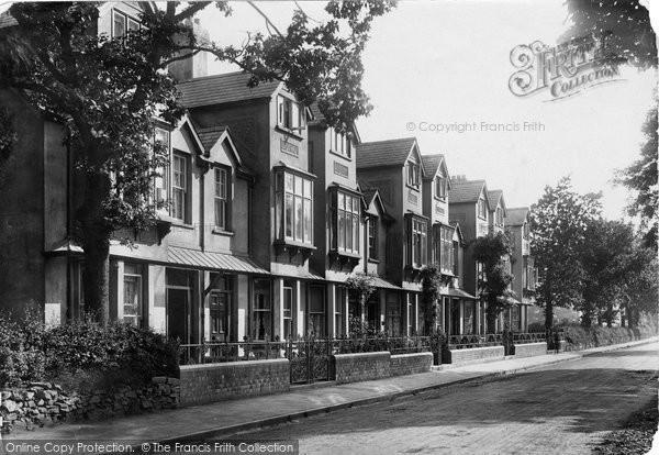 Photo of Bala, Pensarn Road 1908