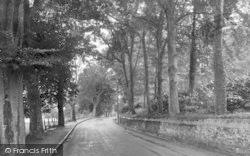 Bala, Road To The Lake 1931
