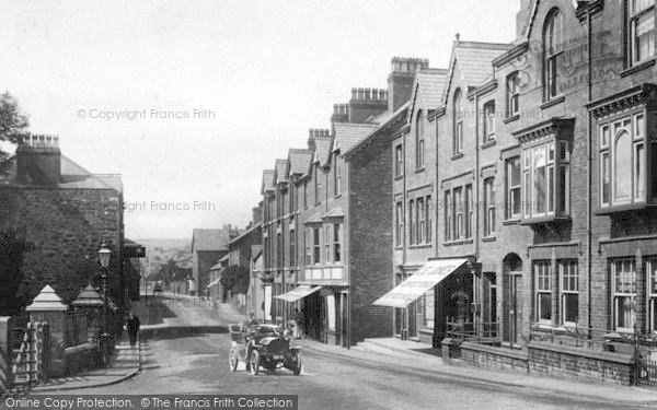 Photo of Bala, Station Road 1908