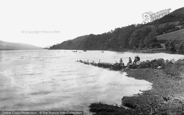 Photo of Bala, The Boating Station 1931