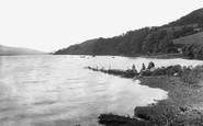 Bala, The Boating Station 1931