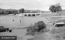 Bala, The Bridge And Kiddies Corner 1961