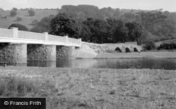 Bala, The Bridges 1957