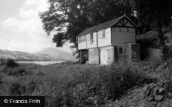 Bala, The Bungalow And Lake 1958