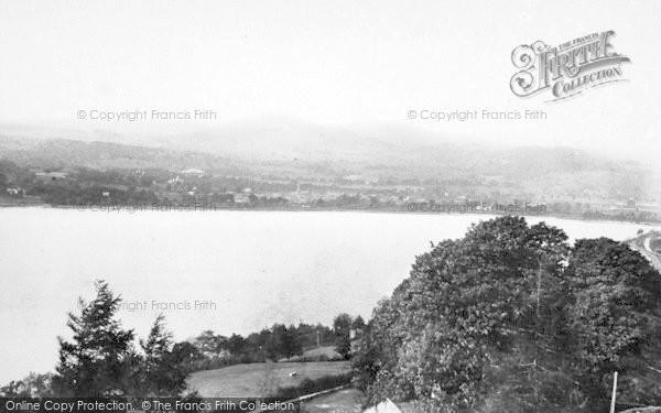 Photo of Bala, The Lake 1896