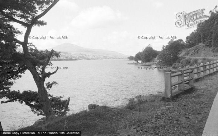 Photo of Bala, The Lake And Arran Mountain 1958