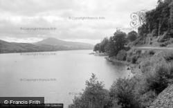 Bala, The Lake And Arran Mountain 1962