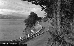 Bala, The Lake And New Road 1954