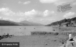 The Lake And The Aran 1958, Bala