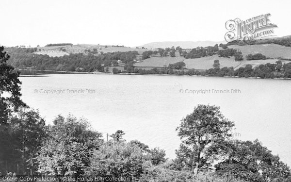Photo of Bala, The Lake c.1955