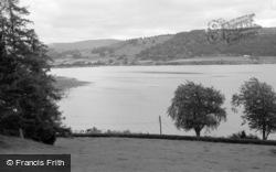 Bala, The Lake c.1960