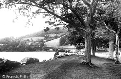 Bala, The Lake From Pal Mawr 1931