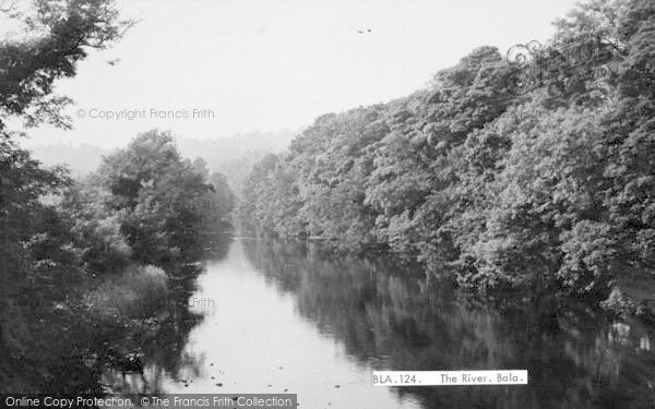 Photo of Bala, The River 1957