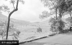 Bala, Tryweryn Valley 1953