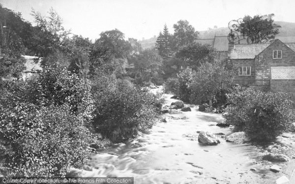 Photo of Bala, View In Hirnant Valley 1888