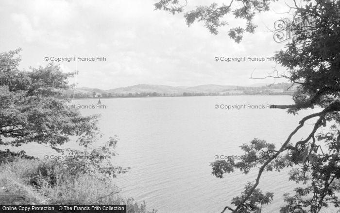 Photo of Bala, Yachting On The Lake 1958