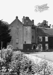 Balbegno Castle, 1954