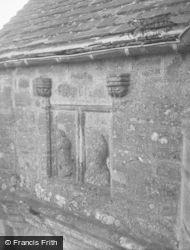 Balbegno Castle, Tower, False Window 1954