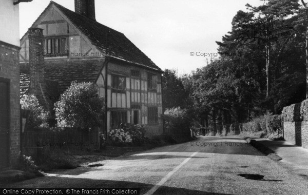Photo of Balcombe, An Old House c.1955