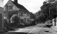 Balcombe, An Old House c.1955