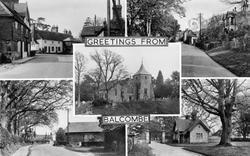 Balcombe, Composite c.1955