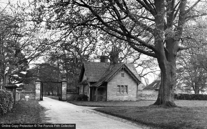 Photo of Balcombe, North Lodge, Balcombe Place c.1955