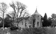 Balcombe, St Mary's Church c.1955