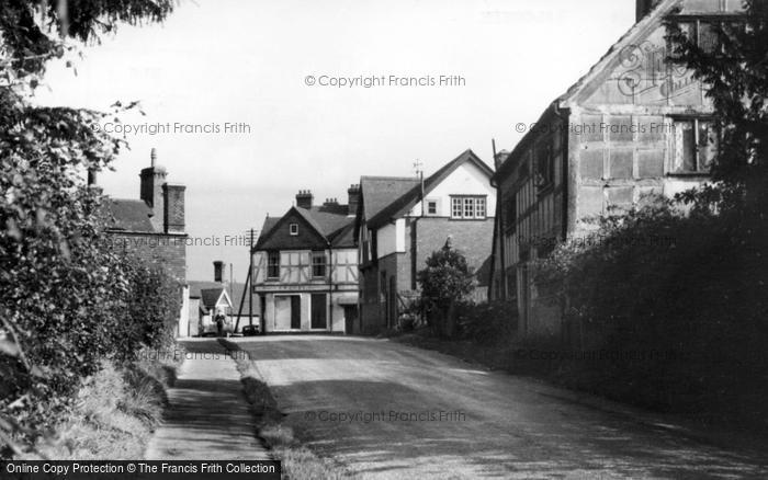 Photo of Balcombe, The Village c.1955