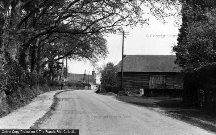 Photo of Balcombe, West Approach c.1955