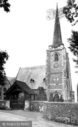 Balderstone, St Leonard's Church c.1955