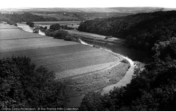 Photo of Balderstone, The Horse Shoe Bend c.1960