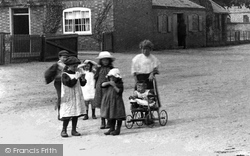 Balderton, Carefree Days 1909