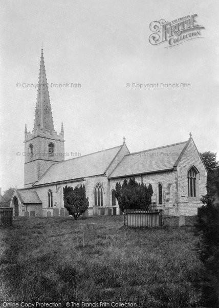 Balderton, Church Of St Giles 1909