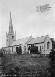 Balderton, Church Of St Giles 1909